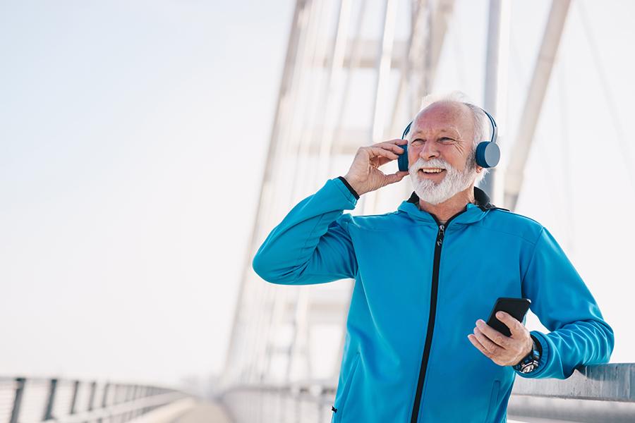 Subliminal Audio - Suggestionen hören beim Joggen